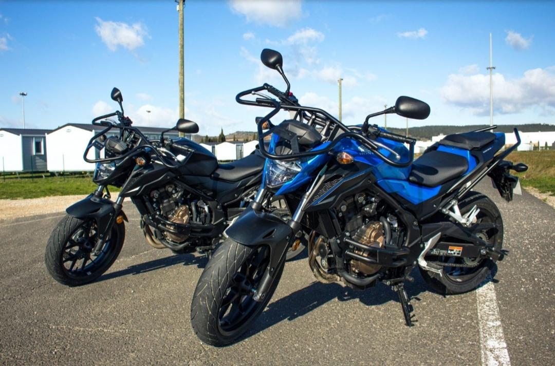 moto auto école CER